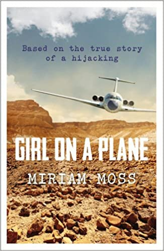 Book Girl on a Plane by Miriam Moss (2015-10-27)
