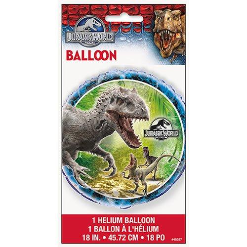 Jurassic World 18 Foil Balloon