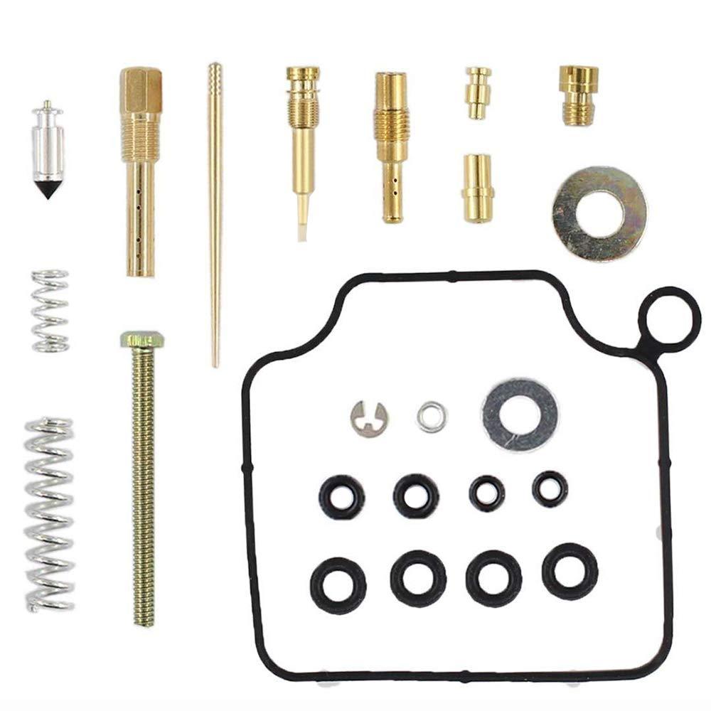 Carburetor Rebuild Kit For Honda TRX350 FE FM TE TM Rancher 350 2004 2005 2006