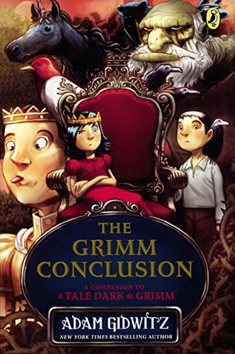 The Grimm Conclusion (Turtleback School & Library Binding Edition) (Black Fairy Tale Characters)
