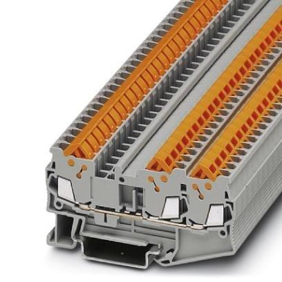 Amazon com: DIN Rail Terminal Blocks QTC 1 5 TWIN (1 piece