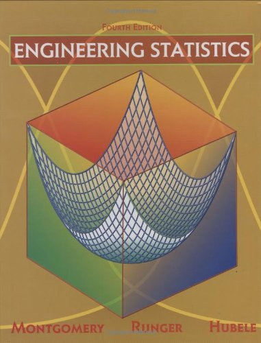 engineering statistics montgomery - 2