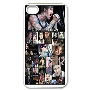 iPhone 4,4S Phone Case Band Suicide SilenceP797889522