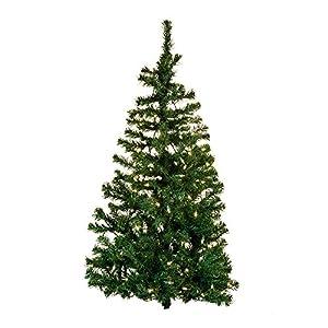Kurt Adler Pre-Lit Norway Pine Wall Tree, 48-Inch 34