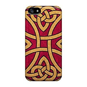 Fashion Design Hard Case Cover/ ZLp146wpQP Protector For Iphone 5/5s