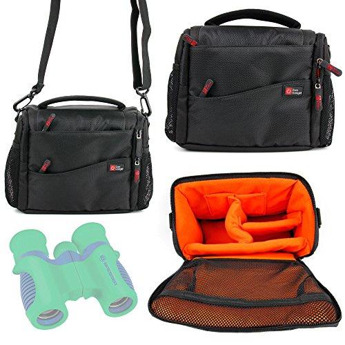 duragadget-large-padded-double-zip-holdal-case-with-adjustable-shoulder-strap-for-bresser-junior-chi