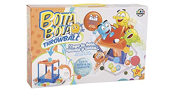 XTURNOS Bota Bola Pong: Amazon.es: Juguetes y juegos