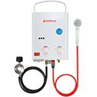 Camplux AY132 Calentador de Agua a Gas, LPG