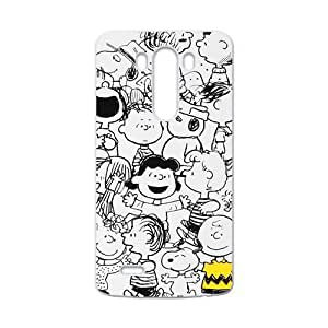 Cosy snoopy family Cell Phone Case for LG G3