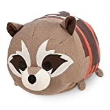 "Guardians of the Galaxy 11"" Medium Rocket Raccoon Tsum Tsum Plush"