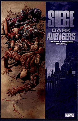 Siege: Dark Avengers Trade Paperback TPB New Graphic Novel Marvel Comics
