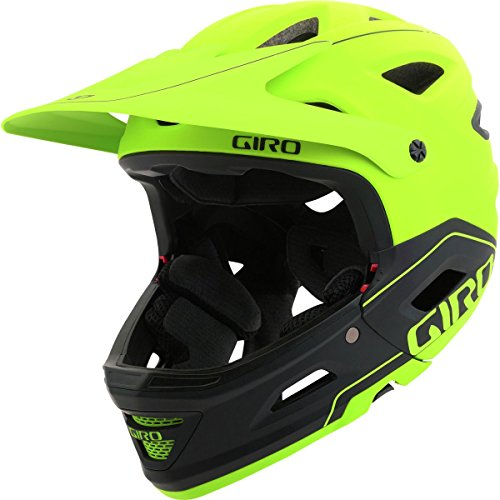 Giro Switchblade MIPS Helmet Large Matte Lime/Black