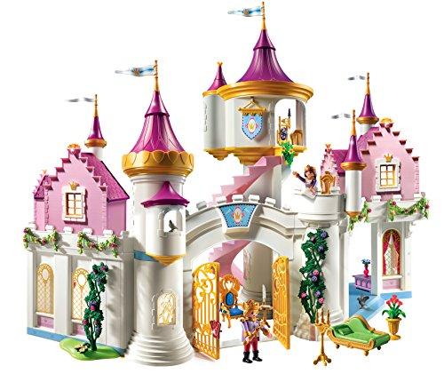 Merveilleux Playmobil   6848   Jeu   Grand Château De Princesse: Amazon.fr: Jeux Et  Jouets