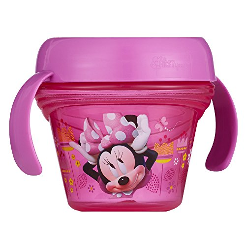 The First Years Disney Baby Minnie Mouse Spill-Proof Snack Bowl