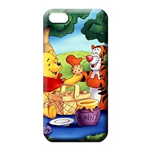 iphone 6plus 6p phone back shells Compatible cover New Snap-on case cover winnie the pooh
