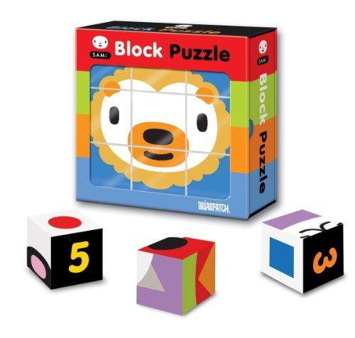 【当店限定販売】 Briarpatch SAMi B01I7P4LM2 Block Puzzle [並行輸入品] SAMi [並行輸入品] B01I7P4LM2, メディアステージ:0a909100 --- clubavenue.eu