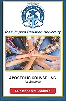 Book Apostolic Counseling for students