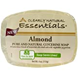 Clearly Natural Glycerin Bar Soap, 4 Ounce