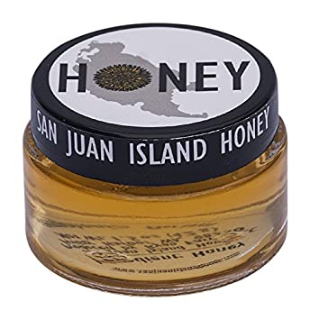 Raw San Juan Island Honey Gift Size Jar