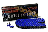 530 x 114 Links O-Ring Motorcycle Chain - Blue