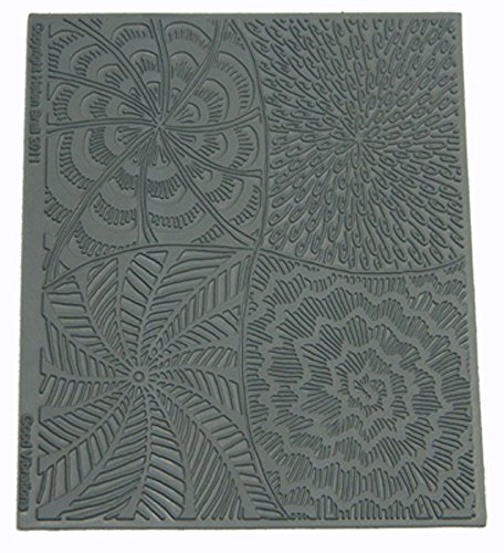 Good Vibrations Texture Stamp by Helen Briel