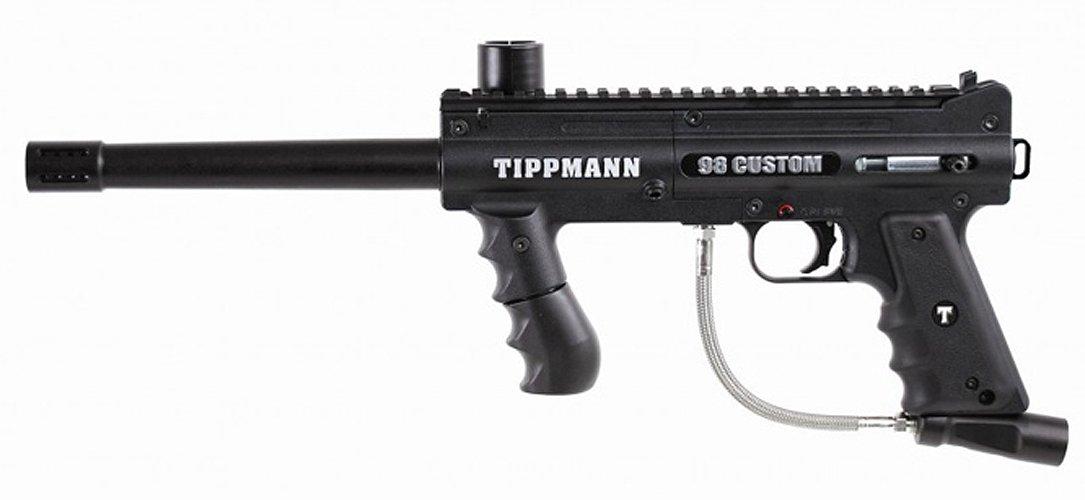 Tippmann 98 Custom Ultra basic Platinum Series .68 Caliber Paintball Marker by Tippmann