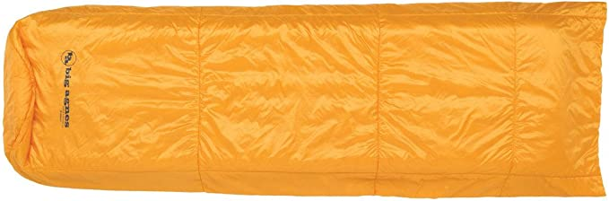 Big Agnes Kings Canyon - The Best One-Season Hammock Top Quilt