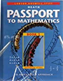 Passport to Mathematics, Ron Larson, Laurie Boswell, Lee Stiff, Timothy D. Kanold, 0669406287
