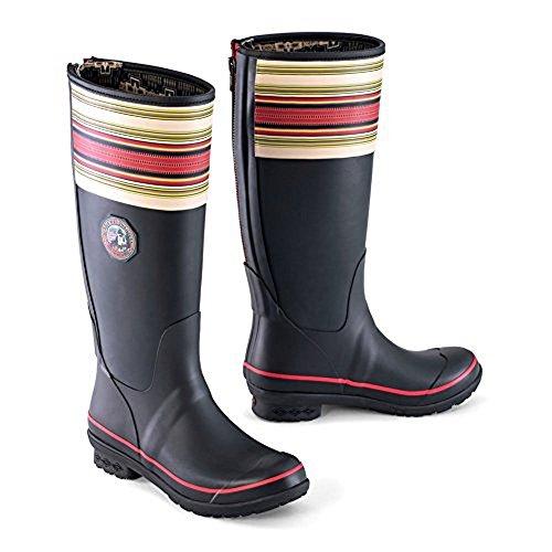 Pendleton New Women's Heritage Tall Acadia National Park Boot Black 10