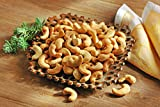 The Peanut Shop of Williamsburg Salted Cashews, 18 Ounce