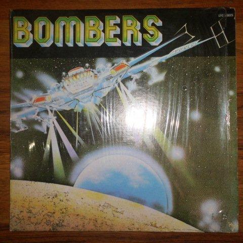(Bombers - Bombers ( Corpodisco - LPC-8021 Vinyl, LP, Album ))