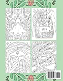 Mindfulness Coloring Book: A Relaxing Coloring