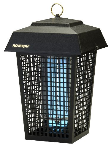 Ultraviolet Insect Bulb - Flowtron BK-40D Electronic Insect Killer, 1 Acre Coverage