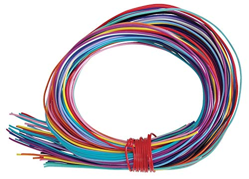 Twisteez Craft Sculpture Wire, 30 Inches, Assorted Color, Pack of 200