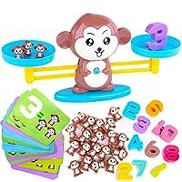 CoolToys Monkey Balance Cool Math Game for Girls & Boys   Fun, Educational Children
