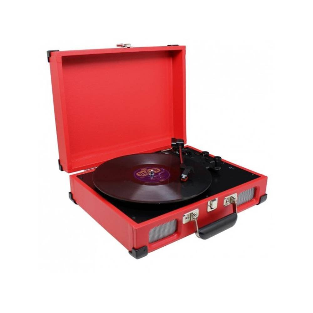 Soundmaster PL580 - Tocadiscos (Tocadiscos de tracción por ...