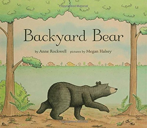 - Backyard Bear