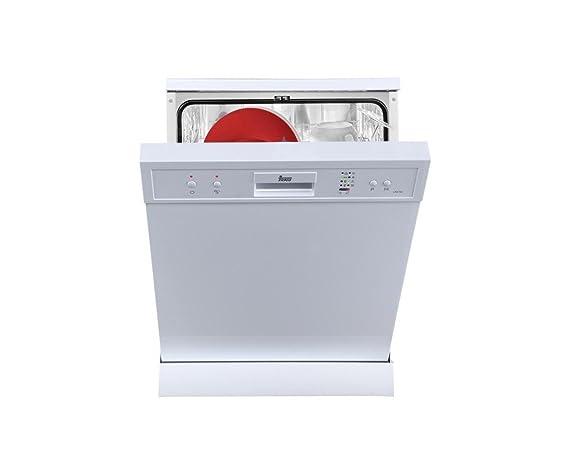 Teka LP8 700 Independiente 12cubiertos A+ lavavajilla - Lavavajillas (Independiente, Blanco, Tamaño completo (60 cm), Blanco, Botones, 12 cubiertos)