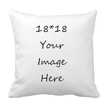 amazon com design image or text of customize pillowcase
