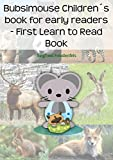 Bubsimouse Children's book for early readers - First Learn to Read Book: A free children's book with easy stories for beginner readers