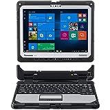 """Panasonic Toughbook CF-33, Intel i5-6300U @2.40GHz, 12"""" QHD Multi-Touch + Digitizer, 16GB RAM, 256GB SSD, Wi-Fi, BT, Webcam,"""
