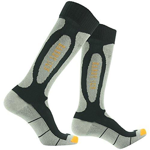 sgs-certifiedrandy-sun-womens-novelty-business-socks-for-cold-weather-blackgrey