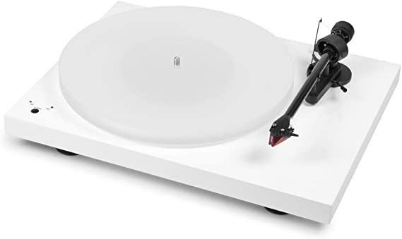 Pro-Ject RecordMaster HiRes Turntable - White