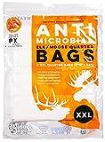 Koola Buck Antimicrobial Game Bags (Elk/Moose 4 Pack)