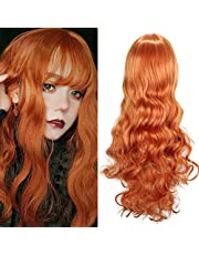 cosplay Long curly wig