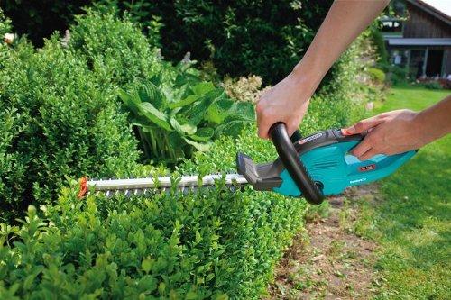 GARDENA Set Akku-Gras und Strauchschere ComfortCut Li Grasschere mit Komfortgriff f/ür pr/äzisen komfortablen Rasenkanten und Formschnitt 9857-20