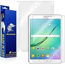 ArmorSuit Samsung Galaxy Tab S2 8.0-Inch Screen Protector + Full Body, MilitaryShield Full Skin + Screen Protector For Galaxy Tab S2 8.0-Inch - HD Clear Anti-Bubble