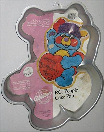 Wilton Cake Pan: P. C. Popple (2105-2060, 1985) ()