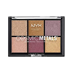 Amazon.com : NYX PROFESSIONAL MAKEUP Cosmic Metals