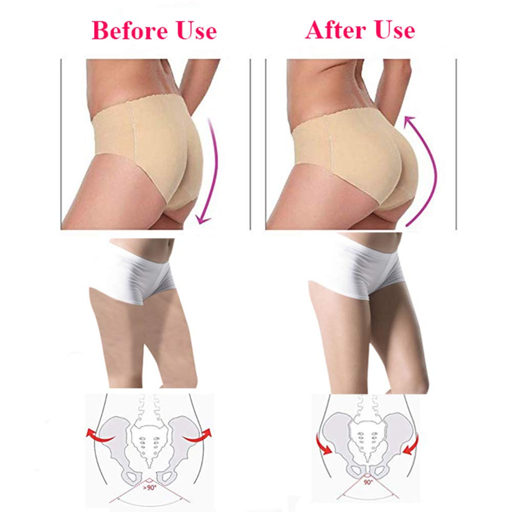 Rstcosplay Premium Hip Trainer Buttocks Lifting Pelvic Floor Muscle and Inner Thigh Exerciser Trainer Bladder Controller Correction Beautiful Buttocks for Women